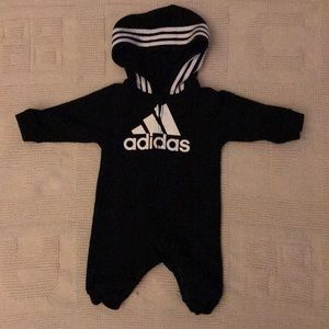 Adidas Zip up Jumper